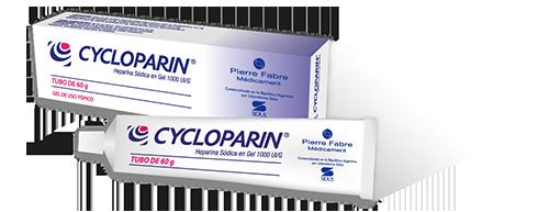 CYCLOPARIN GEL