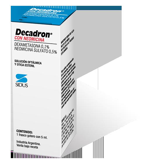 DECADRON C/NEOMICINA
