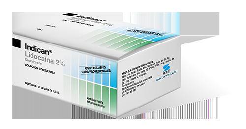 INDICAN (sin epinefrina)